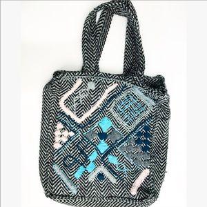 ANTIK BATIK classic bag • embroidered / bohemian